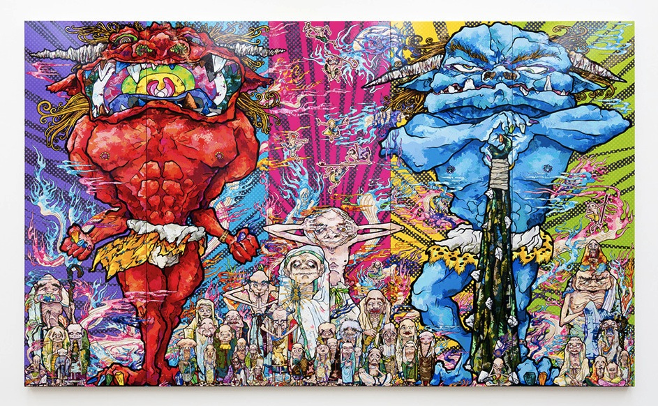 Takashi Murakami : 500 Arhat