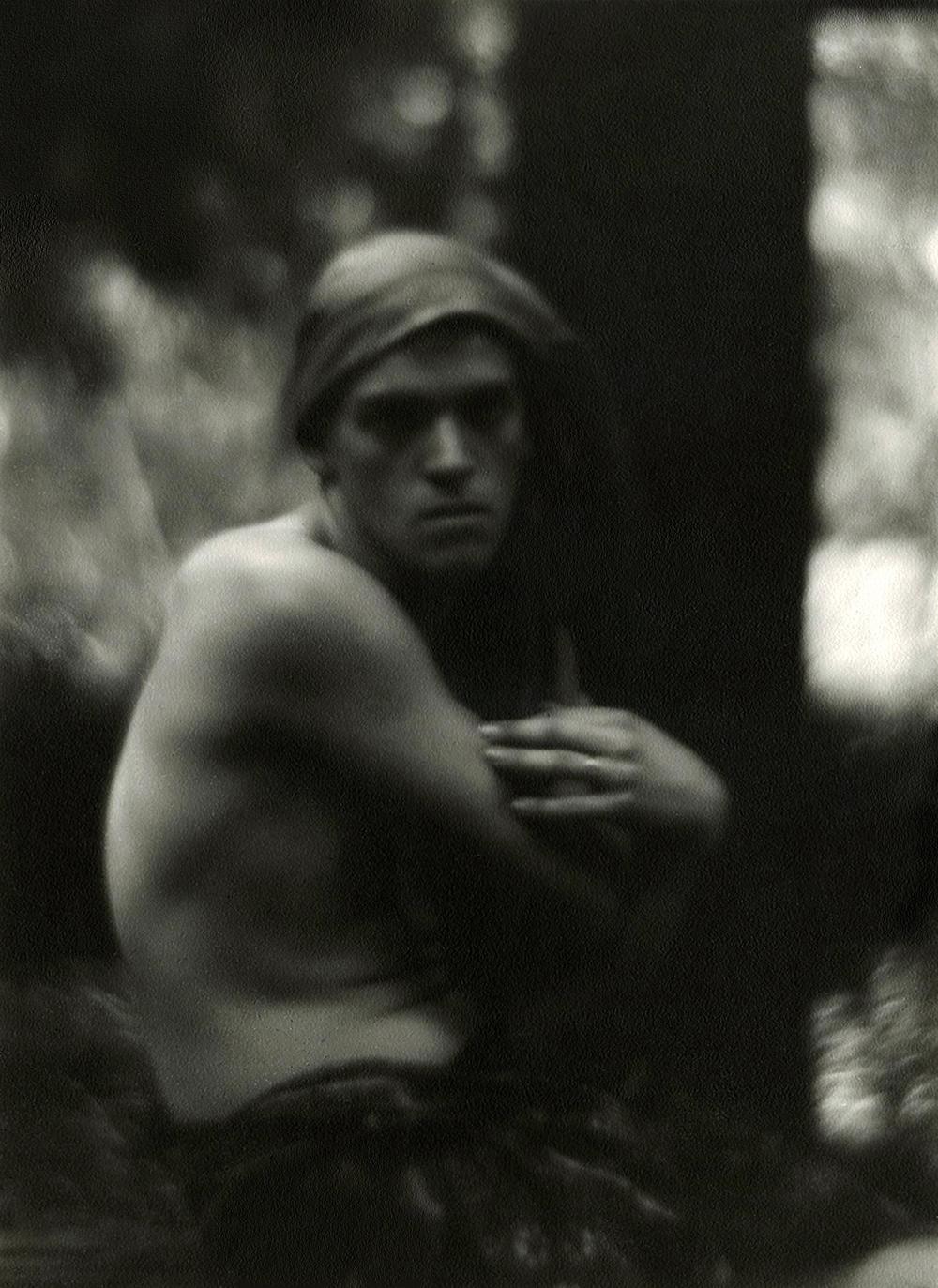 Imogen Cunningham Ben Butler, 1910