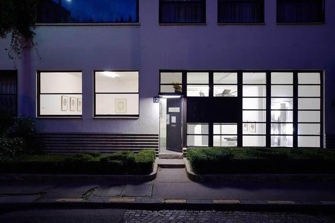 Fondation Hippocrène/ Villa Mallet-Stevens, Juan Cruz Ibañez ©Juan Cruz Ibañez