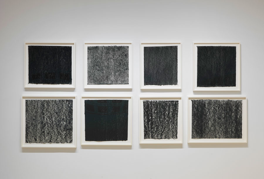 Richard Serra Ramble Drawings