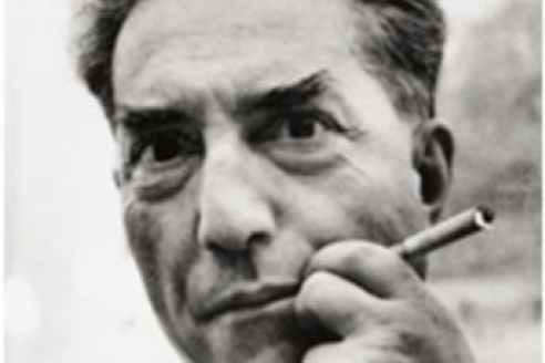 Le compositeur Giacinto Scelsi