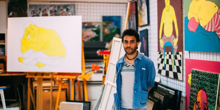 L'atelier de Yasser Ameur