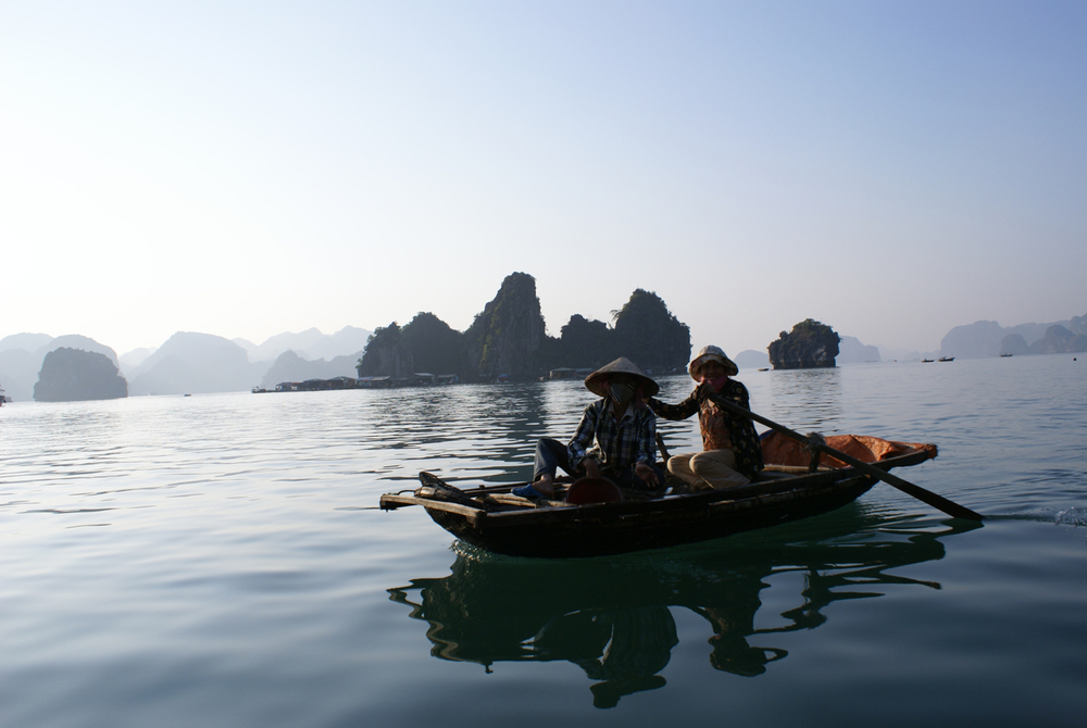 Ha Long © Candice Nguyen