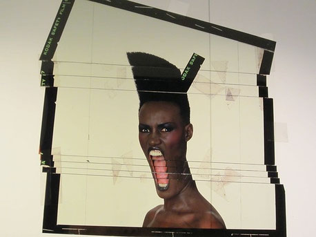 Jean-Paul Goude/ Grace Jones