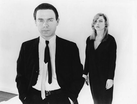 Robert Fripp et Debbie Harry dans les screen shots du remake de 1979 par Amos Poe