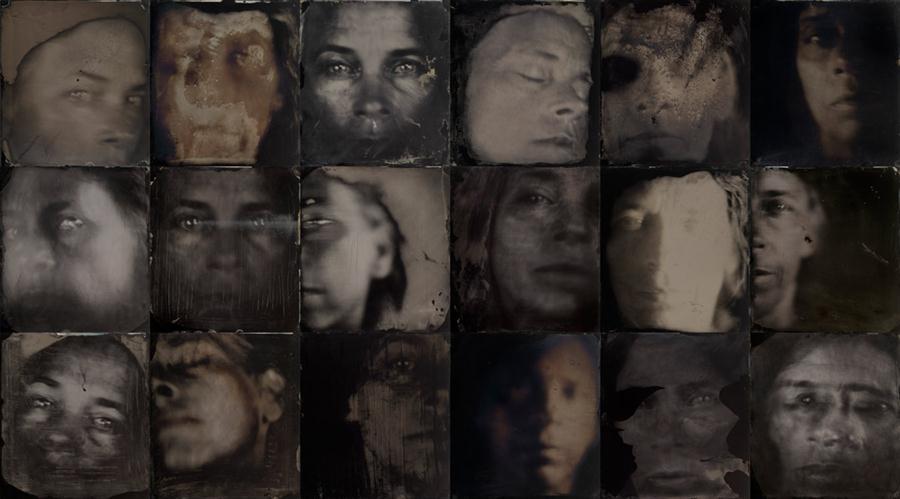 Self portraits Custom