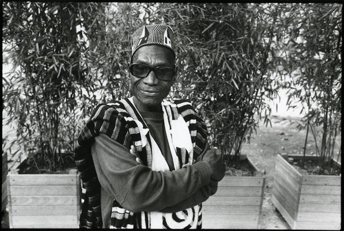 Seydou Keïta lui-même