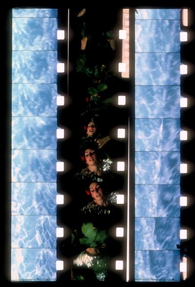 Maya, film de Teo Hernández, 1979 (c) Michel Nedjar, Fond Teo Hernández Bibliothèque Kandinsky Centre de documentation et d'investigation du MNAM/CCI