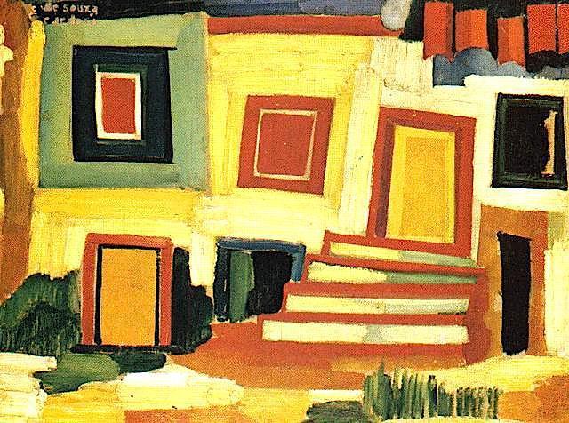 Amedeo de Souza-Cardoso : A Clear House