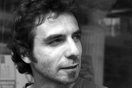 L'auteur Benoît Vincent