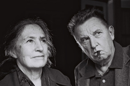 Danielle Huillet et Jean-Marie Straub