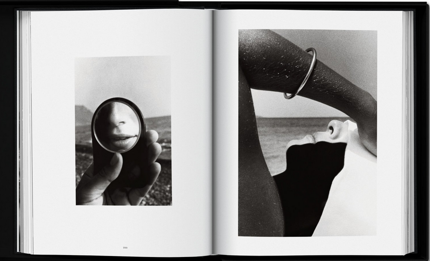 Ralph Gibson,  Nude   (éditions  Taschen )