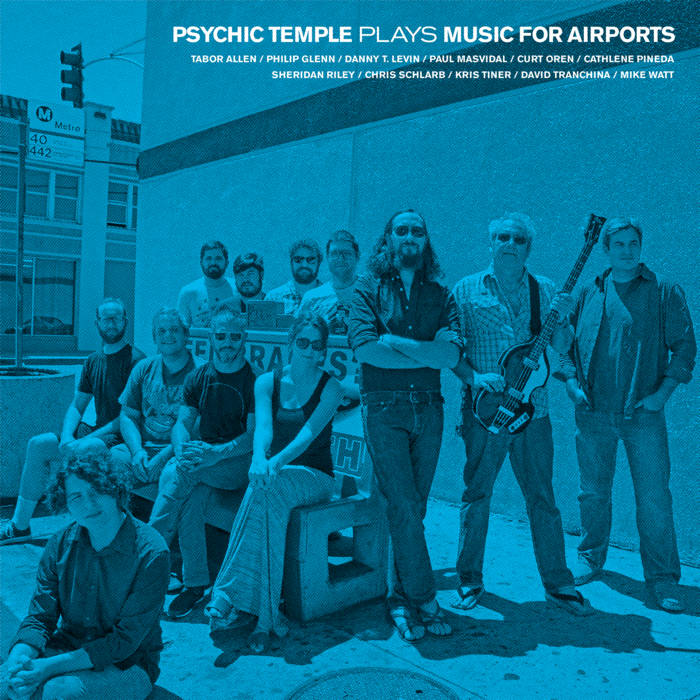 Arrangement 2016 de Psychic Temple par Chris Schlarb