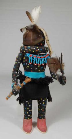 Shulawitsi, le petit dieu du feu chez les Zuñi