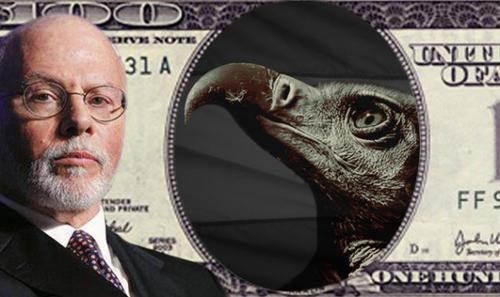Paul Singer, milliardaire et vautour
