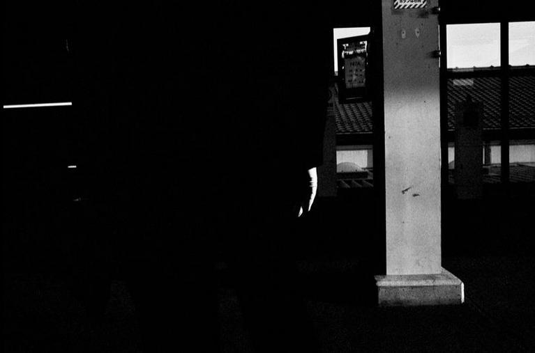 Klavdij Sluban, Divagation –  Sur les pas de Basho , Japon, 2016. Avec l'aimable autorisation de l'artiste.