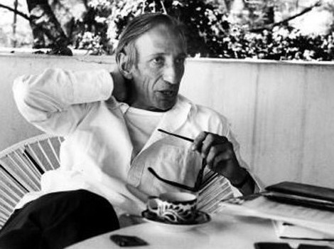 Ivan Illich au Mexique, en 1970