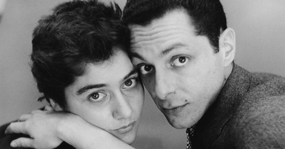 Diane and Allan Arbus in 1950.CreditFrances McLaughlin-Gill/Condé Nast, via Getty Images