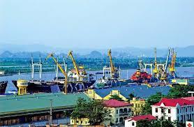 Le port d'Haïphong