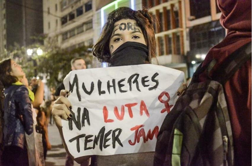 Tuane Fernandes / Mídia NINJA