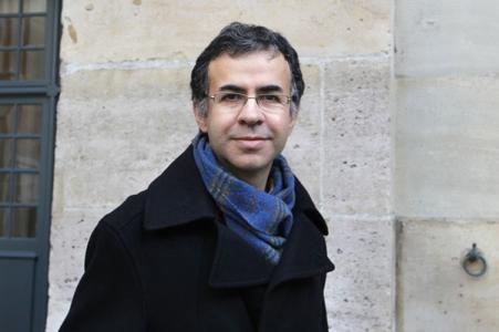 l'auteur, Eric Faye