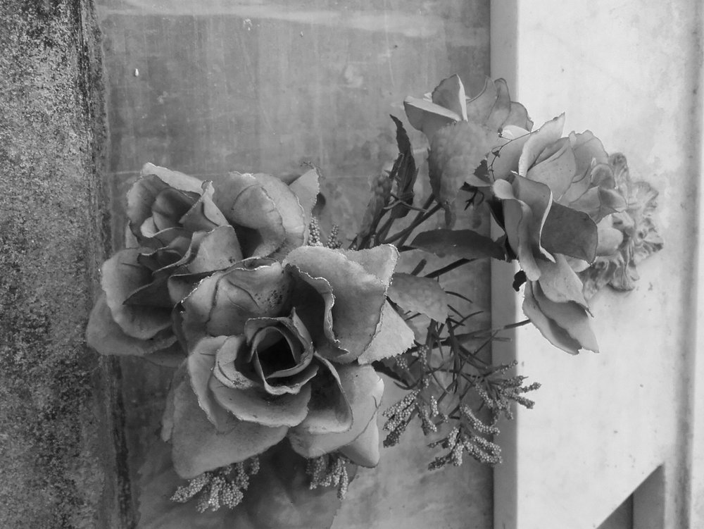 Candice Nguyen Cimitero Staglieno, Genoa, septembre 2016
