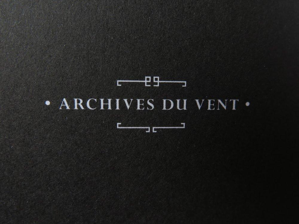 Archives du vent