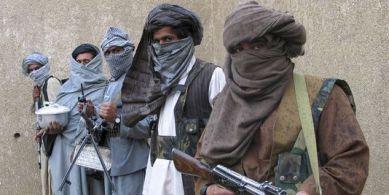 Talibans en 2012 ® Le Monde / AFP / Reuters