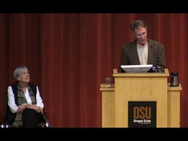 Ursula Le Guin et Kim Stanley Robinson