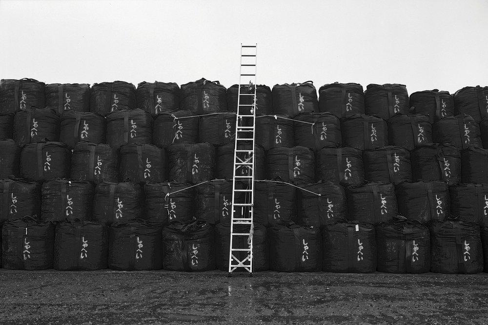 Déchets : les fantômes de Fukushima Photo Peter Blakely