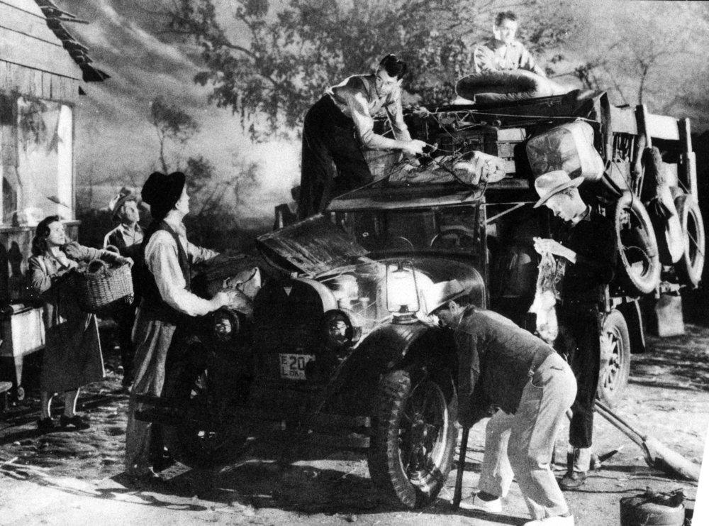 Les Raisins de la colère / John Ford 1939