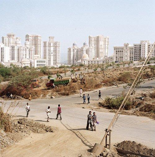 La même chose à Bombay / Johann Rousselot