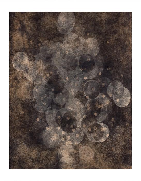 Thomas Brummett, Infinities #4 (For Duchamp), 2013 Tirage d'archive à encre pigmentaire sur papier pur coton —Ed. 3/5 —117 ×91,5 cm © Thomas Brummett —Courtesy Galerie Karsten Greve Köln, Paris, St Moritz
