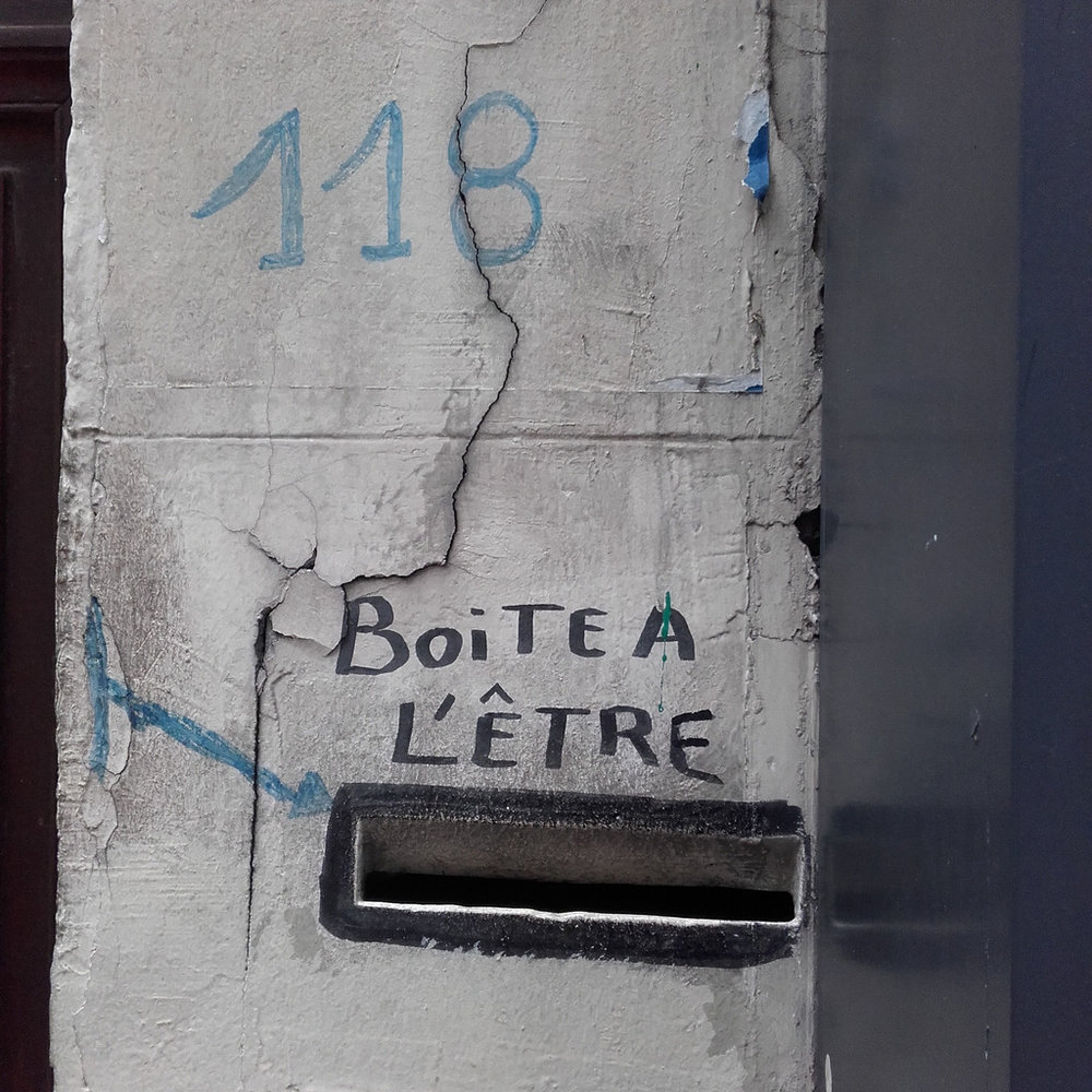 [rue Paradis, Marseille, février 2016]