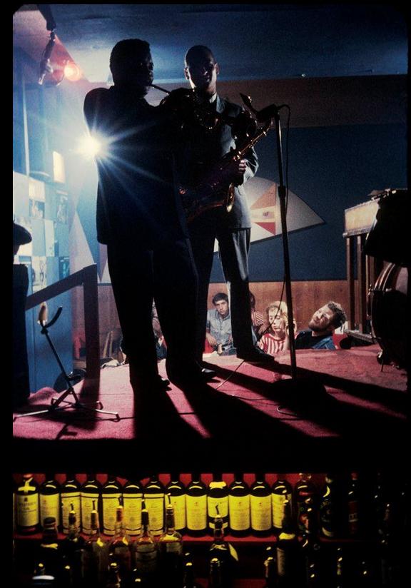 Jazz au Half Note