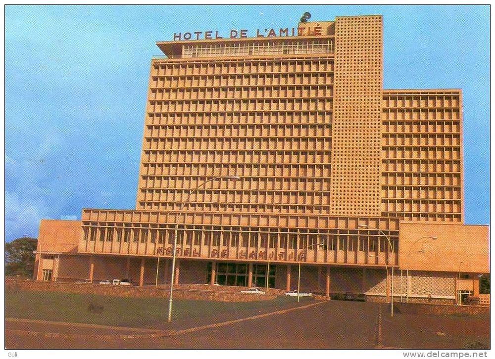Bamako, le légendaire Hôtel de l'amitié