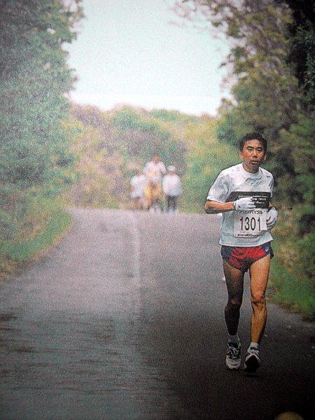 Haruki Murakami, le marathonien. Pour ceux que cela intéresse, nous conseillons la lecture de  Running on Empty: Lessons in Running from Haruki Murakami