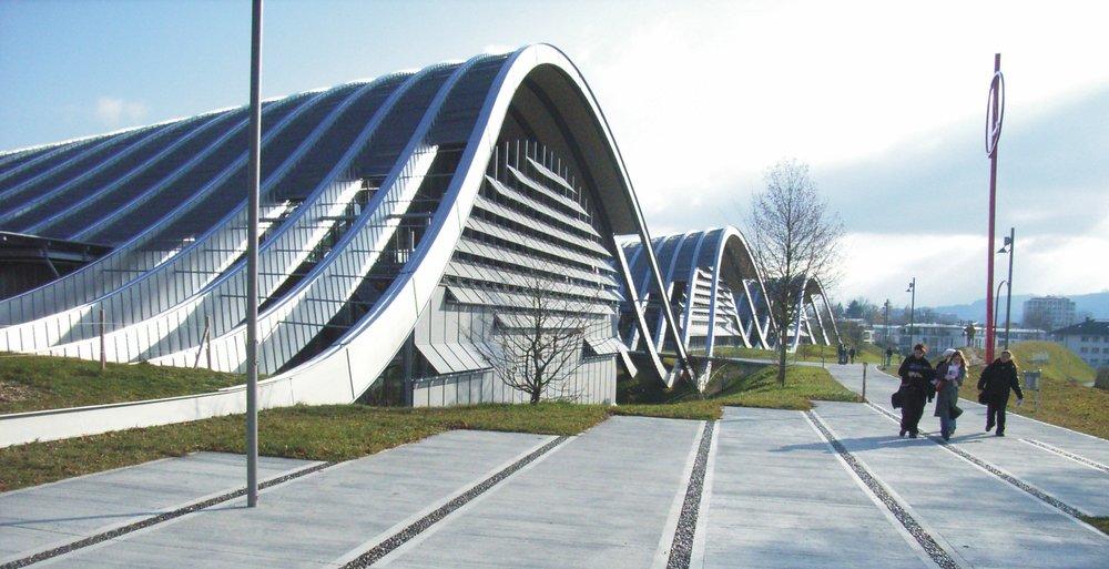 Renzo Piano - Centre Paul Klee à Bern
