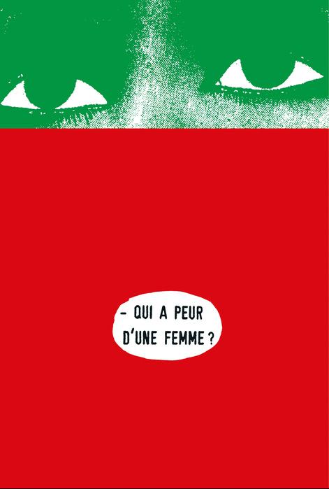 Gérard Paris-Clavel,  Qui a peur d'une femme ?