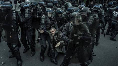 L'arrestation de Frédéric Raguenès