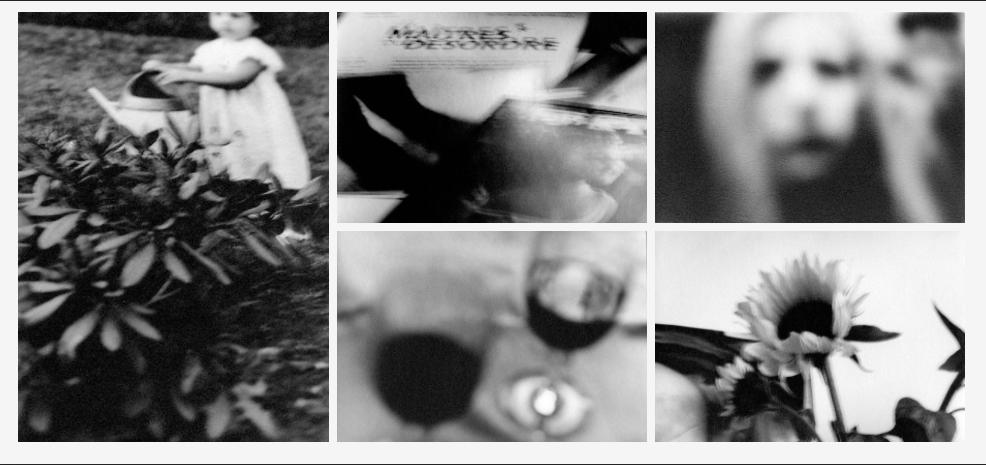 L'arrivée troisième partie de l'exposition de Christine Delory-MombergerTendre les bras au-dessus des abîmes