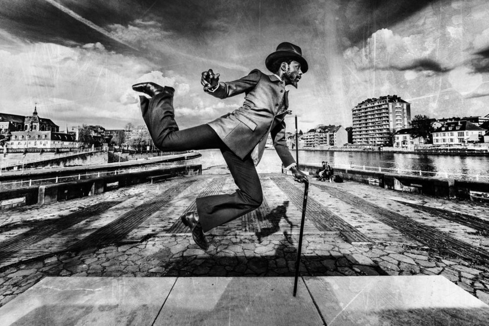 © LEA LUND & ERIK K – Erik, Namur, avril 2016