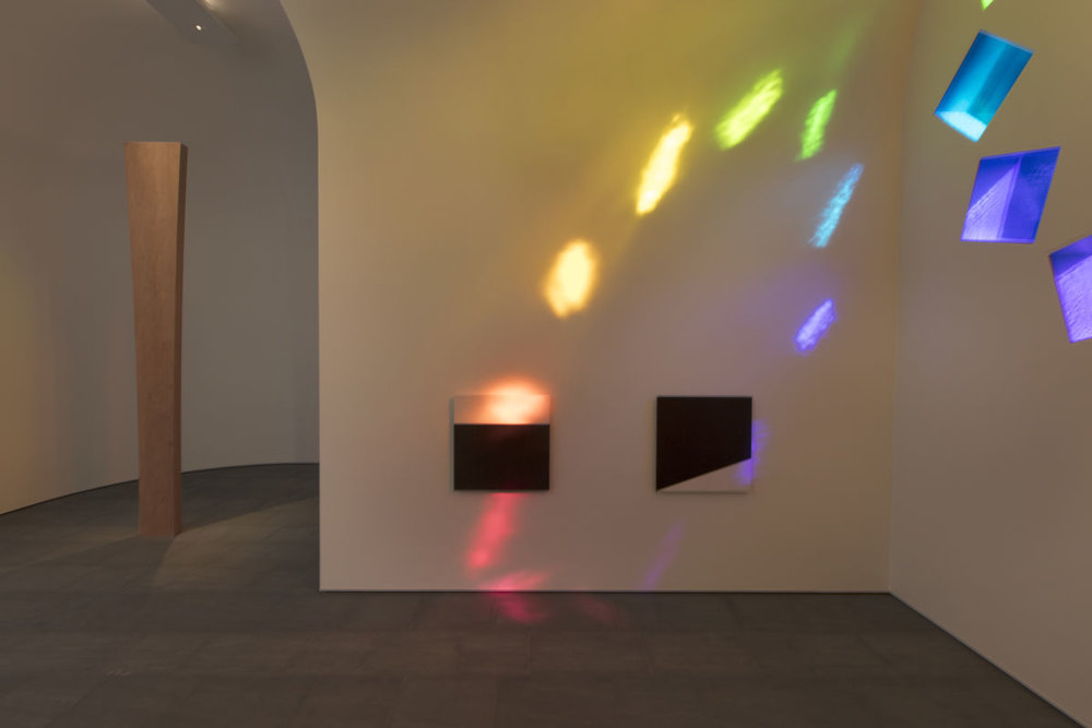 Ellsworth Kelly,  Austin , 2015 (Interior, facing north). © Ellsworth Kelly Foundation. Courtesy of Blanton Museum of Art, The University of Texas at Austin.