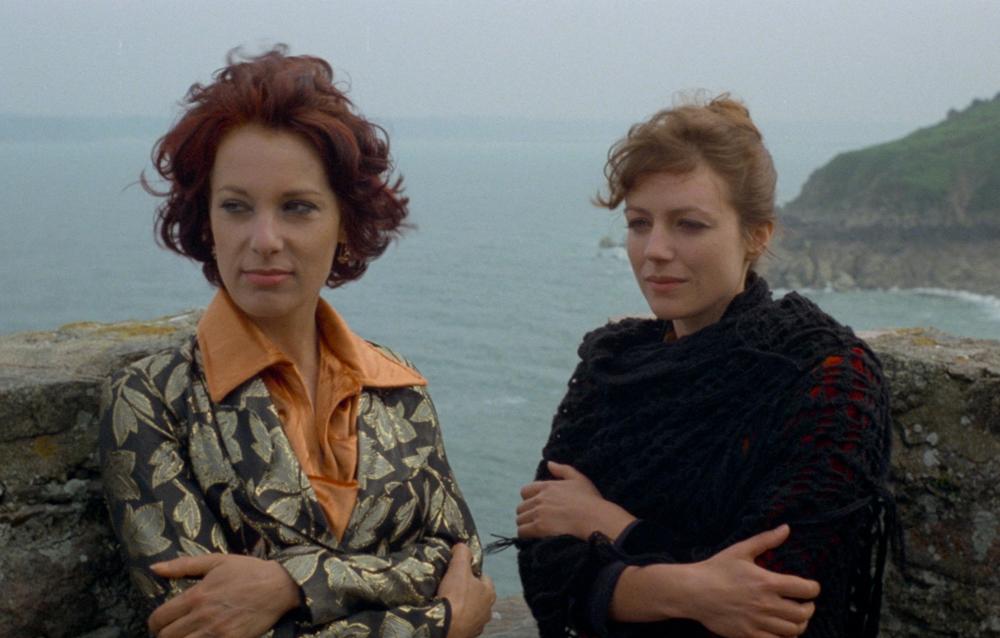 Noroît  Bernadette Lafont et Kika Markham © 1979 SUNSHINE / INA. Tous droits réservés.
