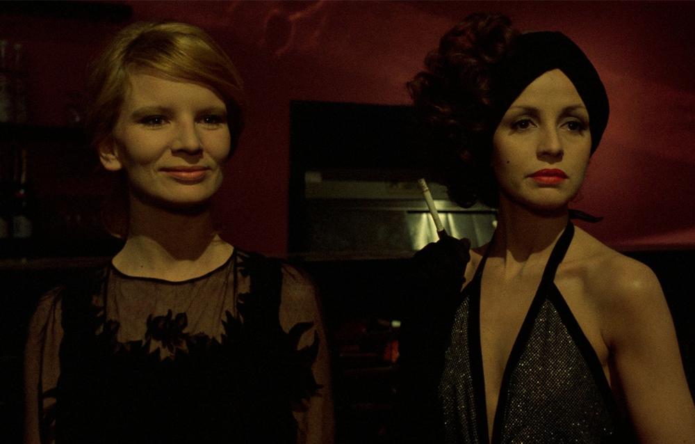 Duelle , Nicole Garcia et Juliet Berto © 1979 SUNSHINE / INA. Tous droits réservés.