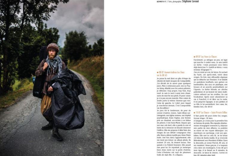 Azimut #M- Stéphane Lavoué