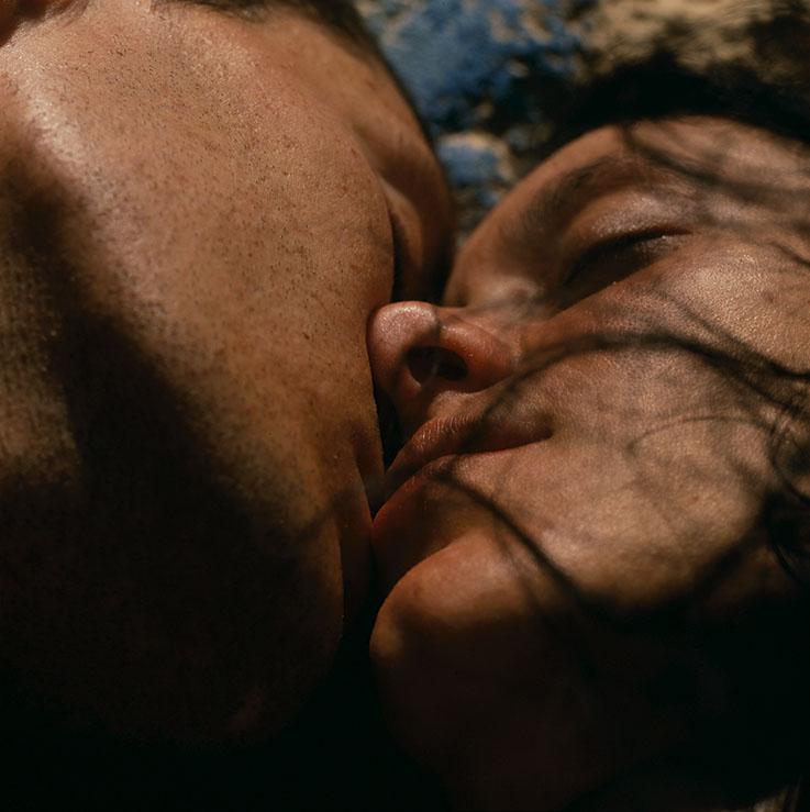 ©Didier Ben Loulou, SUD-  Le baiser des amoureux,  Palerme, 2002