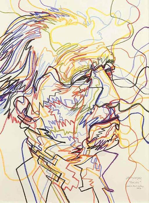 Marcel, portrait de Duchamp 2007