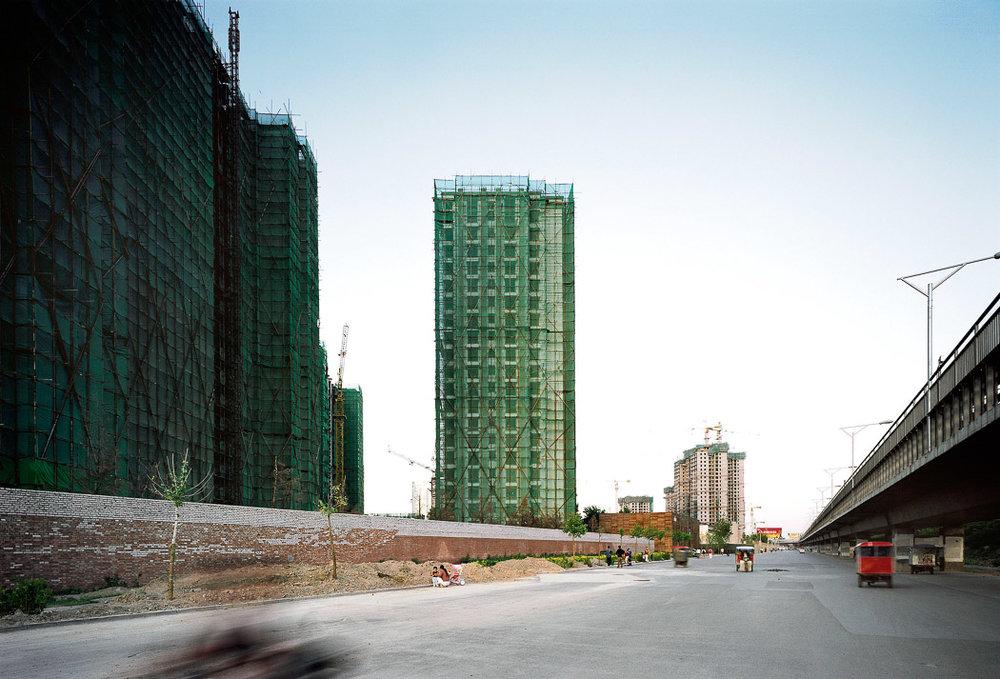Patrick Tourneboeuf - Chine