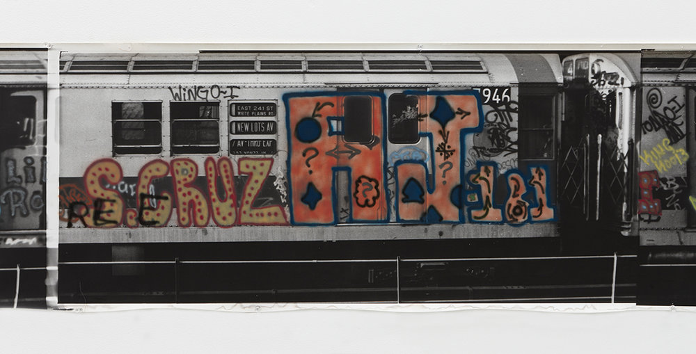 Graffiti   1975  Gordon Matta-Clark  Courtesy The Estate of Gordon Matta-Clark et David Zwirner, New York / Londres / Hong Kong. © 2018 The Estate of Gordon Matta-Clark / ADAGP, Paris